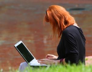Kvinder er udsat for had på Nettet.